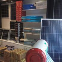 برق خورشیدی و بادی