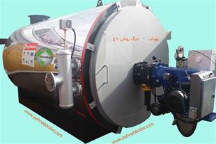 تولید کننده دیگ روغن داغ
