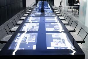 میز کنفرانس مدرن لمسی  EPR