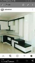 ساخت کابینت آشپزخانه - کابینت ام دی اف