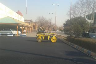 آسفالتکاری در تهران