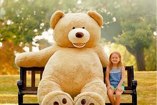 عروسک خرس بزرگ پولیشی خارجی