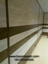 اجرای دیوار پوش mdf , pvc با کیفیت و قیمت مناسب