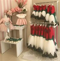 تولیدی لباس کودک - اندازه گیری و پرو لباس در خانه