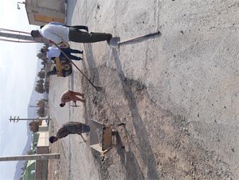 روکش آسفالت در محمدشهر  کرج - 1