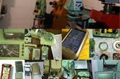 آزمایشگاه تعمیر و کالیبراسیون دوربین های نقشه بردا
