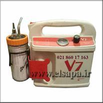 الکترو ساکشن شارژی آمبولانسی V7