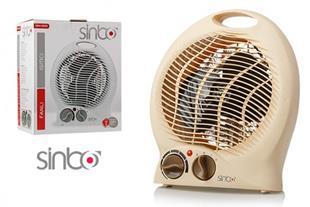 هیتر برقی فن دار SINBO