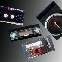 سیستم پخش pioneer