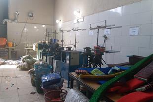 ماشین آلات تولید اسکاچ و سیم ظرف شویی