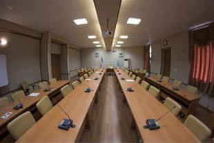 تجهیز سالن کنفرانس