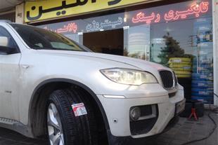 نمایندگی فروش تایر کندا در استان اصفهان