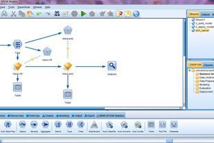 آموزش و اجرای پروژه های داده کاوی با Spss Modeler