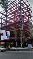 طراحی، ساخت و نصب سازه های فولادی