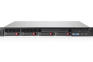 سرور HP DL 360 G7 تک یونیت در حد نو ژاپنی دارای 19
