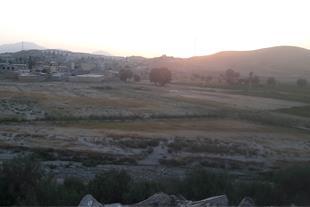 فروش زمین با چاه آب در بستان آباد