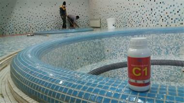 آب بندی ( نانو ) ، خدمات آب بندی ، آب بندی استخر - 1