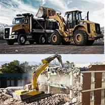 تخریب و گودبرداری ساختمان