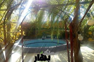 باغ ویلای 1000 متری دو بنای نقلی 45 متری درلم آباد