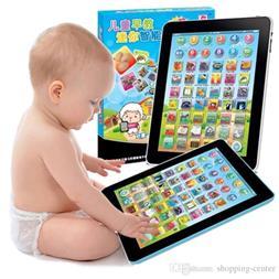 تبلت y-pad لمسی آموزش زبان انگلیسی برای کودکان - 1