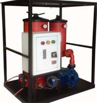 دستگاه فیلتراسیون گازوییل مدل سه فیلتره