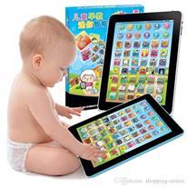 تبلت y-pad لمسی آموزش زبان انگلیسی برای کودکان