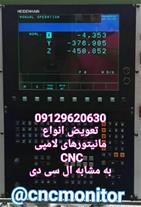 مانیتور ال سی دی جهت کنترل 410/426/407/415
