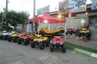 فروش موتور چهارچرخ ساحلی ATV