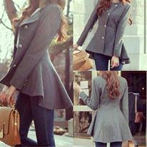 فروش آنلاین لباس مجلسی پاییزه پالتو و مانتو