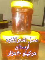 فروش عسل اشترانکوه جزیی و عمده