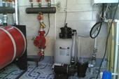 تعمیر و راه اندازی موتور خانه در شهر رشت