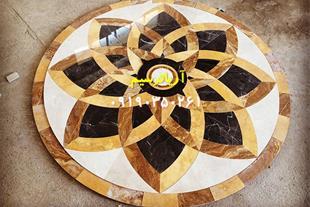 طراحی تخصصی و تولید انواع معرق سنگ و سرامیک