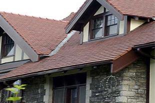 سقف شیروانی - سقف شیبدار