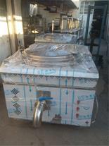 دیگ صنعتی بخار پز برنج