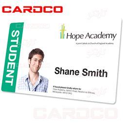 چاپ کارت pvc تکی - قیمت چاپ کارت پرسنلی pvc - 1