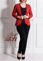 تولید لباس مجلسی و لباس زنانه طیطه