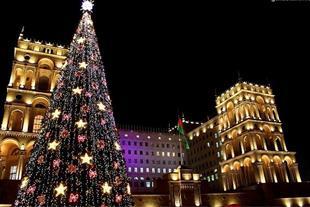 تور کریسمس باکو