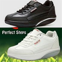 کفش مخصوص پیاده روی و تناسب اندام پرفکت استپس