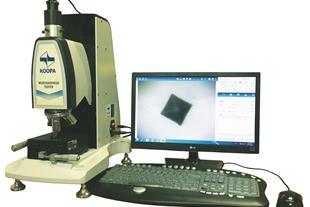 دستگاه سختی سنج میکروهاردنس کوپا