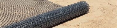 ژئوگرید های پلی اتیلنی جهت محافظت از لوله های انتق - 1