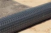 ژئوگرید های پلی اتیلنی جهت محافظت از لوله های انتق