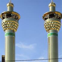 گلدسته طرح امام حسینی