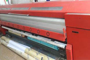 فروش دستگاه چاپ بنر کونیکا 512