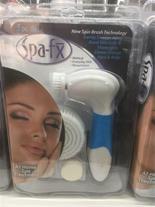 برس پاک کننده پوست اسپا فکس spa-fx
