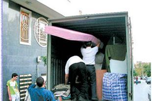 حمل اثاثیه منزل در اراک - حمل کالا در اراک
