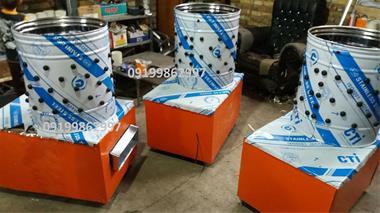 فروش ویژه دستگاه پرکن مرغ تمام اتوماتیک - 1