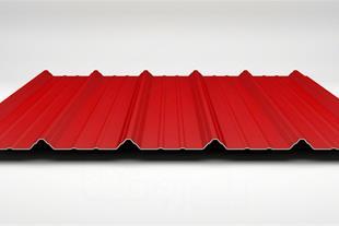 ورق upvcجهت سایه بان و انواع سقف های ساختمانی