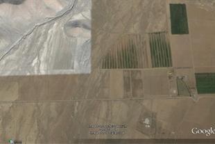 زمین کشاورزی حدودا75 هکتار شامل باغ و ...