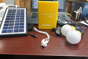 فروش پکیج 3 وات خورشیدی عشایری