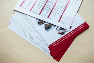 طراحی و چاپ اوراق اداری تراکت کارت ویزیت سربرگ